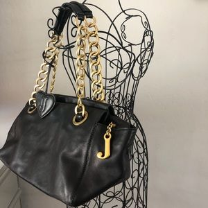 RARE Juicy Couture Leather Purse